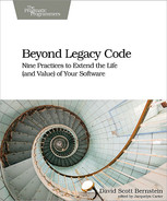 Cover of Beyond Legacy Code