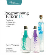 Cover of Programming Elixir 1.3