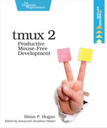 Cover of tmux 2