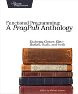 Cover of Functional Programming: A PragPub Anthology