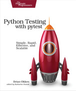 Cover of Python Testing with pytest
