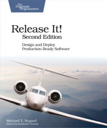 Cover of Release It!, 2nd Edition