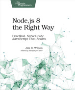 Shaping JSON with jq - Node js 8 the Right Way [Book]