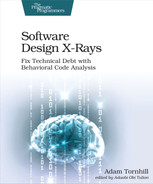 Cover of Software Design X-Rays