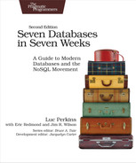 Cover of Seven Databases in Seven Weeks, 2nd Edition