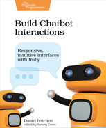 Build Chatbot Interactions