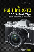 The Fujifilm X-T3