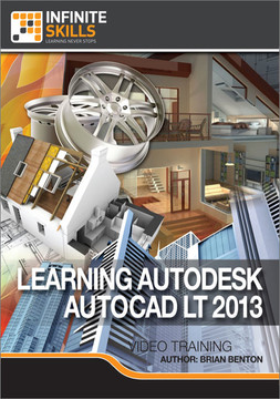 Learning AutoDesk AutoCAD LT 2013