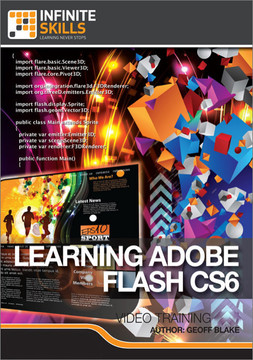 Learning Adobe Flash CS6