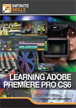 Learning Adobe Premiere Pro CS6