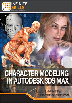 Character Modeling in Autodesk 3ds Max