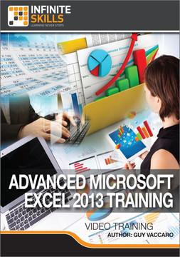 Advanced Microsoft Excel 2013