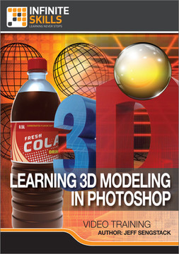 3D Modeling in Photoshop
