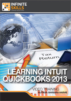 Learning QuickBooks 2013