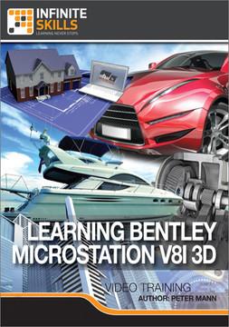 Bentley MicroStation V8i 3D