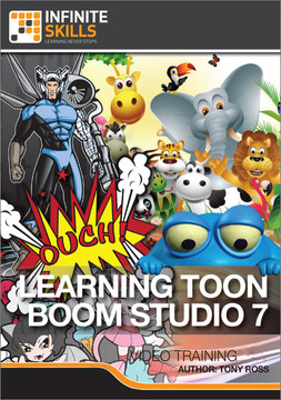 Learning Toon Boom Studio 7