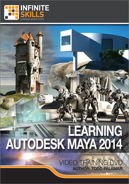 Learning Maya 2014