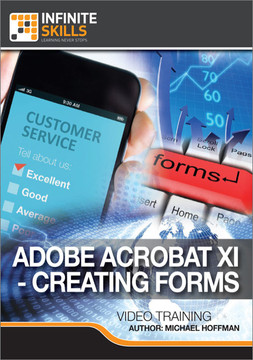 Adobe Acrobat XI - Creating Forms
