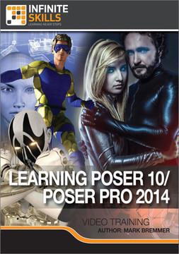 Learning Poser 10 / Poser Pro 2014