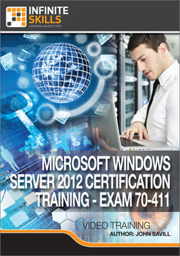 Microsoft Windows Server 2012 Certification - Exam 70-411