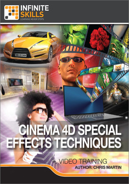 Cinema 4D Special Effects Techniques