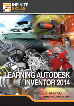 Learning Autodesk Inventor 2014