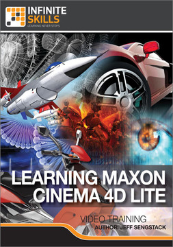 Learning CINEMA 4D Lite For After Effects