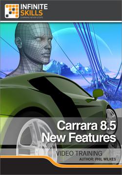 Carrara 8.5 - New Features