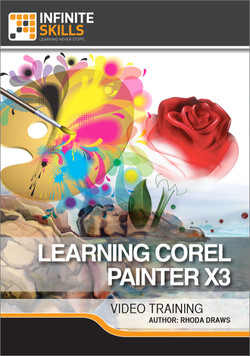 Learning Corel Painter X3