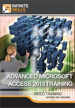 Advanced Microsoft Access 2013