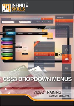 CSS3 Dropdown Menus