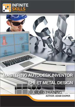Mastering Autodesk Inventor - Sheet Metal Design