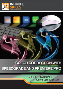 Learning SpeedGrade and Premiere Pro Color Correction