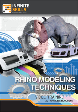Rhino 3D Modeling Techniques