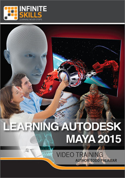 Learning Autodesk Maya 2015