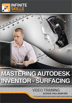 Mastering Autodesk Inventor - Surfacing