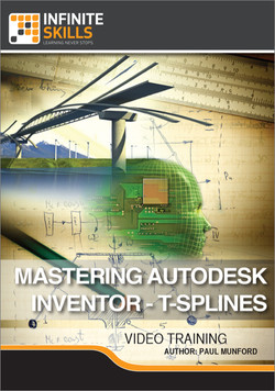 Mastering Autodesk Inventor - T-Splines