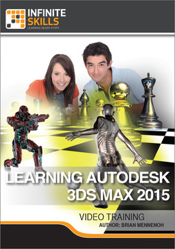 Learning Autodesk 3ds Max 2015