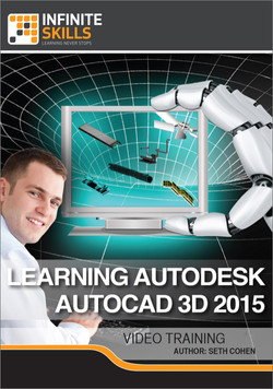 Learning Autodesk AutoCAD 3D 2015