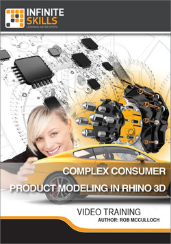 Complex Consumer Product Modeling in Rhino 3D