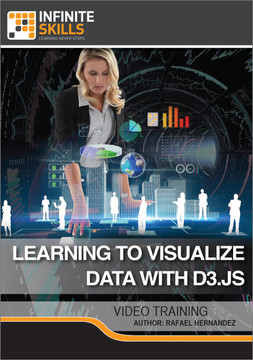 Learning to Visualize Data with D3.js