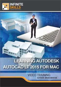 Learning Autodesk AutoCAD LT 2015 For Mac