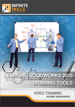 Learning SolidWorks 2015 - Drawing Tools