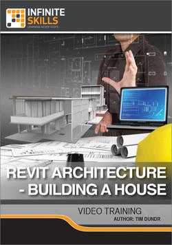 Revit Architecture - Building A House