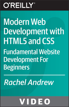 Modern Web Development with HTML5 and CSS