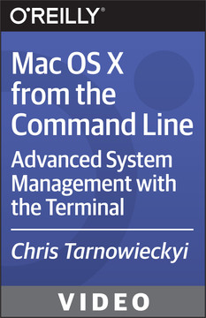 Mac OS X from the Command Line