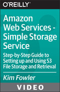 Book cover for Amazon Web Services - Simple Storage Service