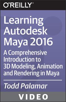Learning Autodesk Maya 2016