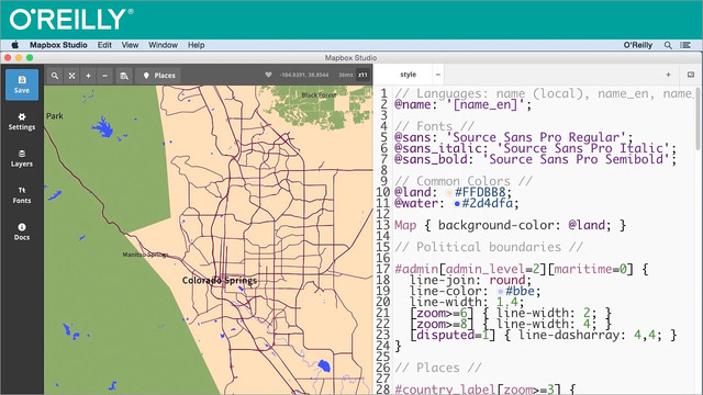 Creating Custom Web Maps