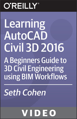 Learning AutoCAD Civil 3D 2016